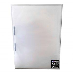 A2 Refillable Display Book (10 pockets) - Zieler Art Supplies