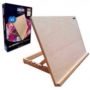 A3 Table Top Desk Easel Pablo Zieler
