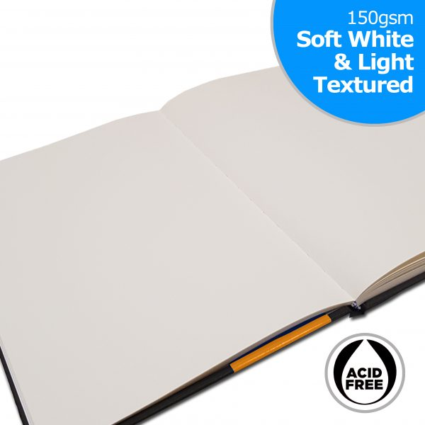 A4 Hardback Mixed Media Sketchbook