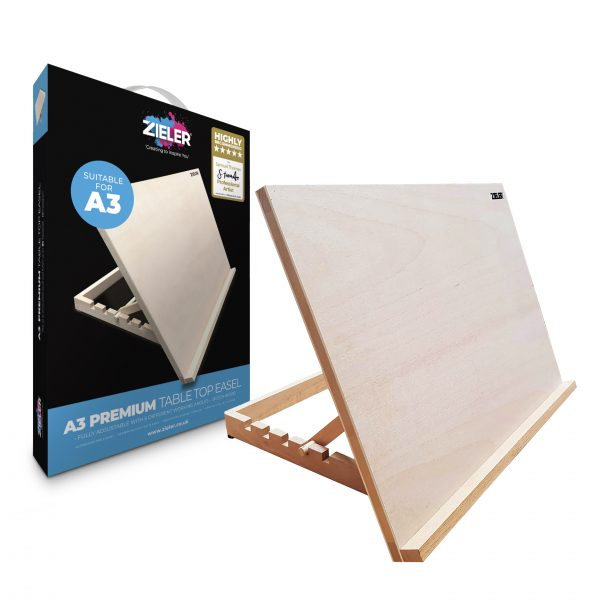 A3 Table Top Easel