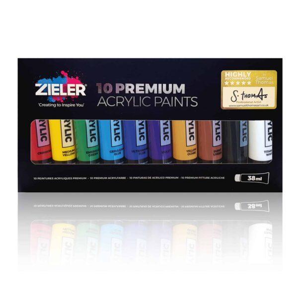 09299265 - Zieler Art Supplies