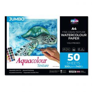 Zieler Aquacolour Jumbo Watercolour Paper