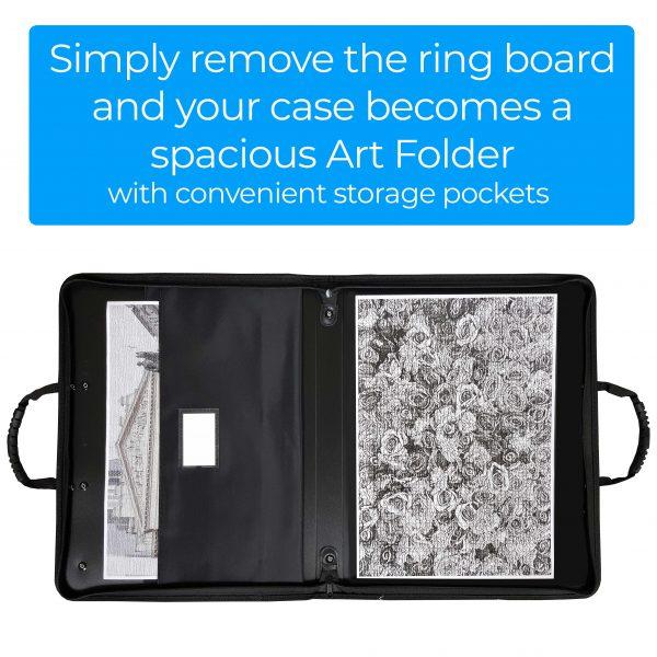 A1 Portfolio Art Case