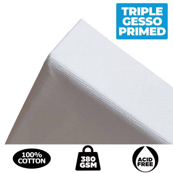 50 X 70Cm Blank Canvas