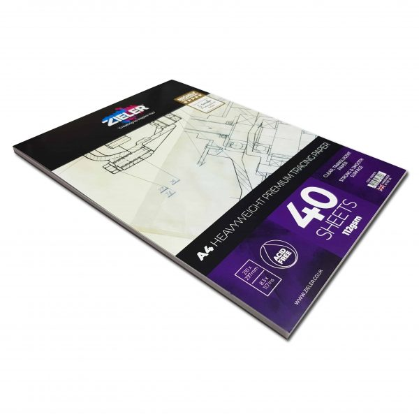 A4 Tracing Paper Pad