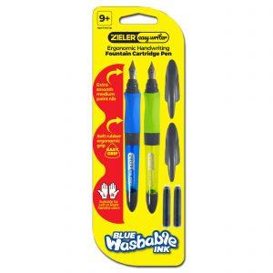 Zieler Easy Writer Cartridge Fountain Pen