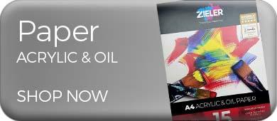 Zeiler-Menu-Lozenge-Paper-Acrylic-Oil-Grey