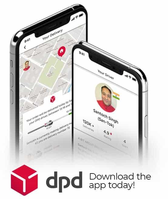 Dpd App Area - Zieler Art Supplies