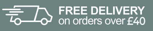 Free delivery on orders over £40 at Zieler