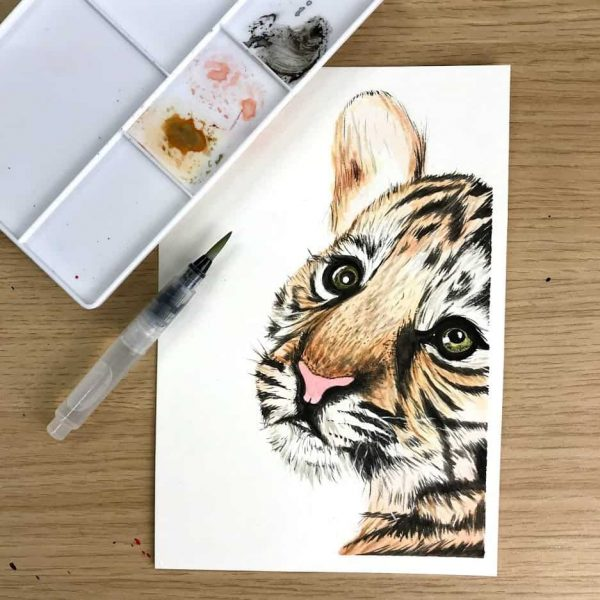 A4 Watercolour Paper 300Gsm