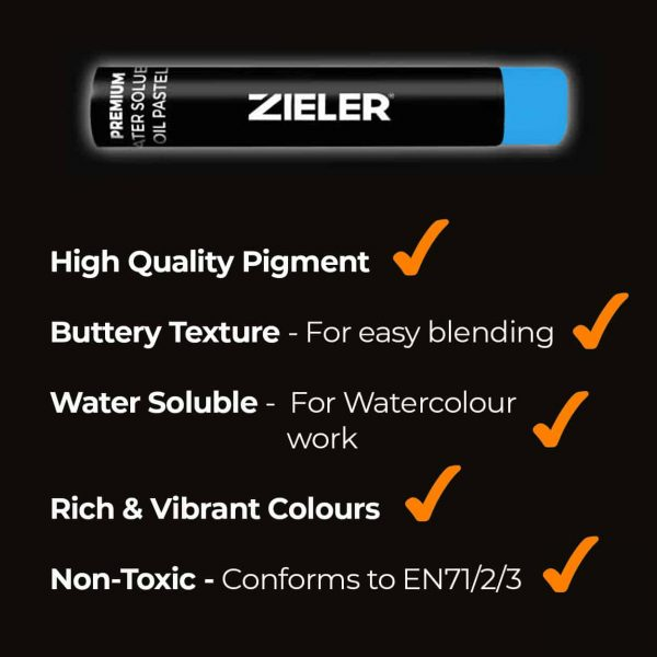 2 Features - Zieler Art Supplies