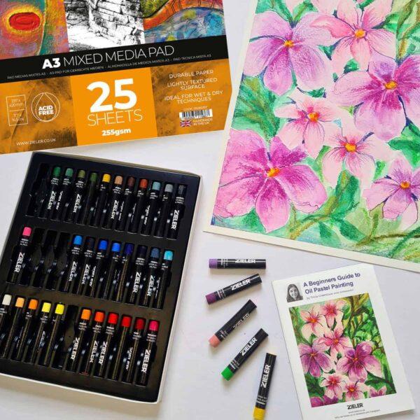 Pastels Open - Zieler Art Supplies