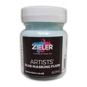 Zieler Artists Watercolour Masking Fluid