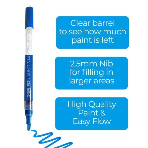 3 Med Nib Level - Zieler Art Supplies