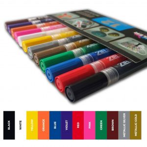 Zieler Single Paint Marker Pens