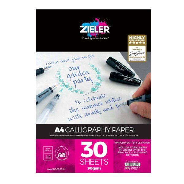 Calligraphy Pad Zieler - Zieler Art Supplies