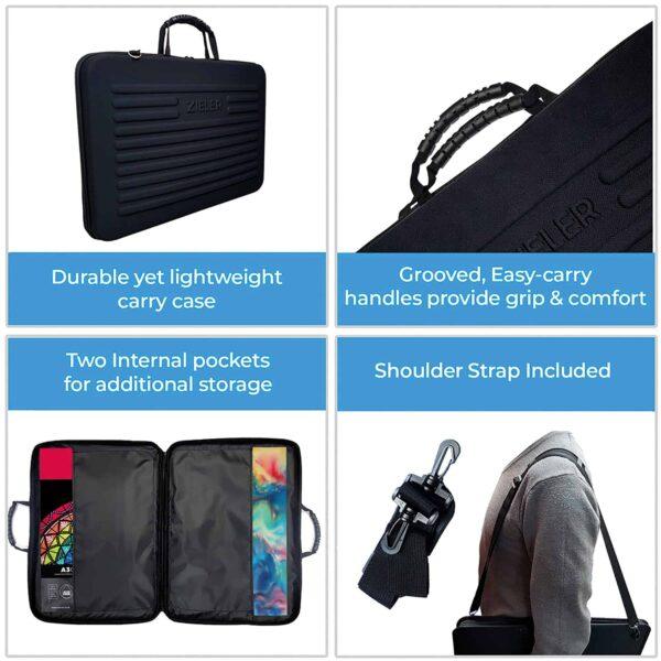A3 Carry Art Case