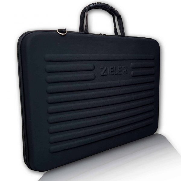 Zieler A3 Moulded Protective Carry Case