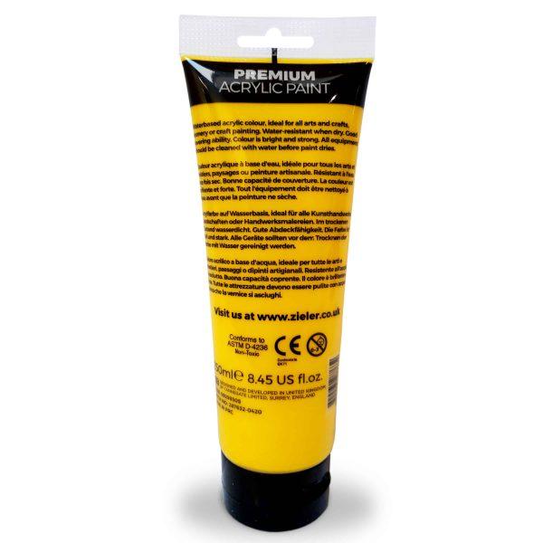 2 Yellow Scaled - Zieler Art Supplies