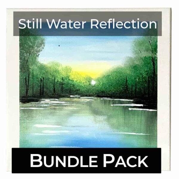 Still Water Reflection Zieler - Zieler Art Supplies
