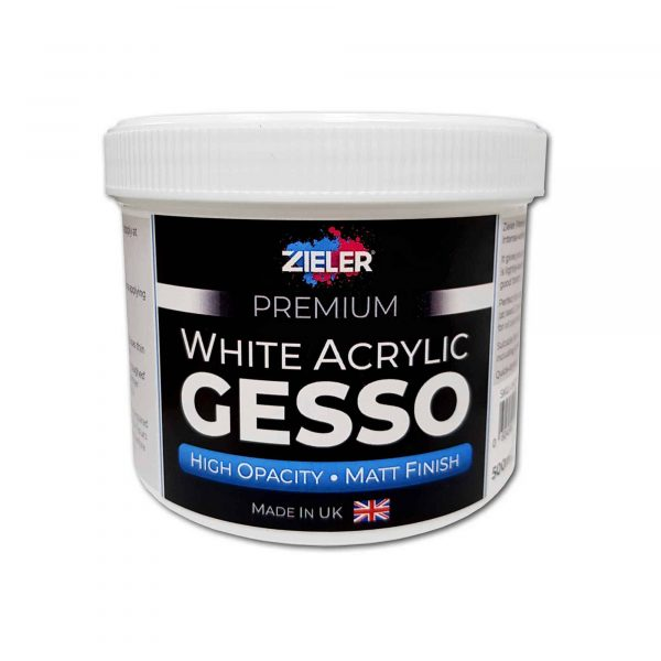 White Gesso