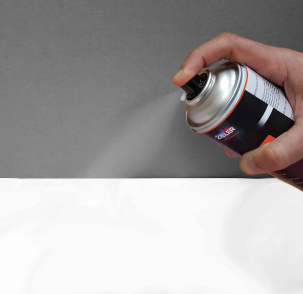 Repositional Adhesive Mount Spray