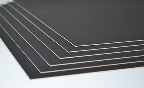 Black Mount Board - Zieler Art Supplies