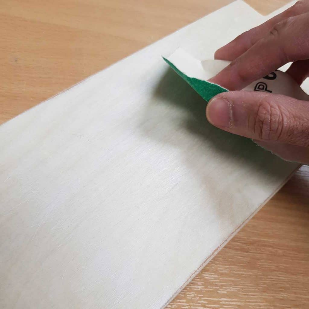 Getting A Smooth Surface For Acrylic Painting 7 - Zieler Art Supplies